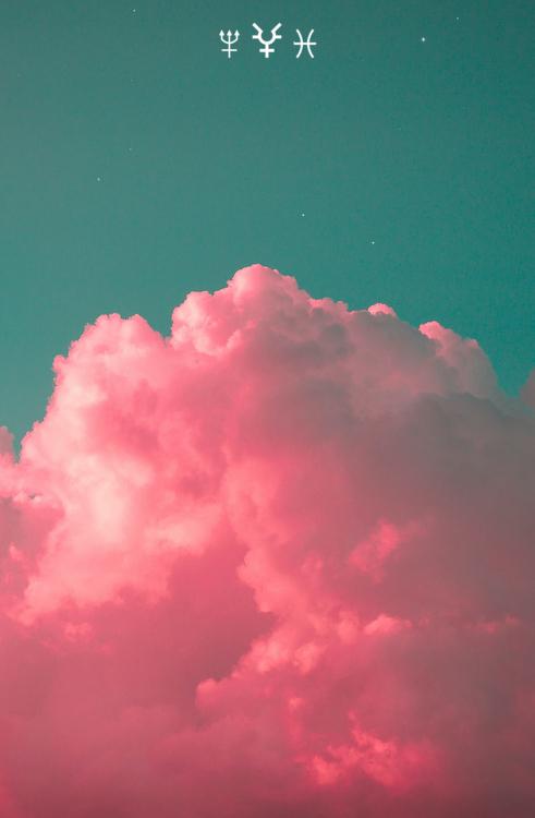 Nettuno Retrogrado in Pesci, nuvole sognanti