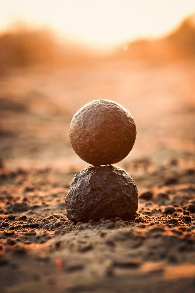 Mercury Retrograde in Libra 2021: Stone Balancing